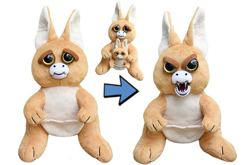 Feisty Pets - WMC Toys - William Mark Corporation - Feisty Pets, Air